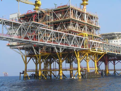 Offshore Structures Drawings Detailed Design Drawing